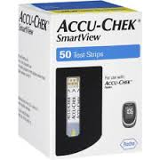 Accu-Chek Smartview Retail - 50 Ct