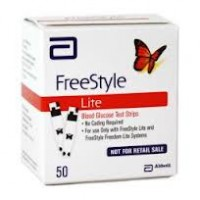 Freestyle Lite Mail Order White Box - 50 Ct