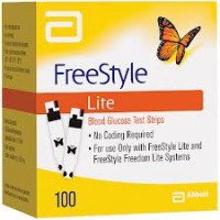 Freestyle Lite Retail Box - 100 Ct