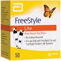 Freestyle Lite Retail Box - 50 Ct