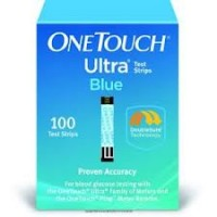 One Touch Ultra Blue Box 100 Ct