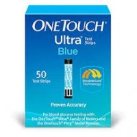 One Touch Ultra Blue Box 50 Ct