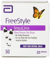 Freestyle Insulinx Mail Order - 50 Ct