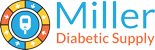 Sell Diabetic Testing Supplies for Cash Logo